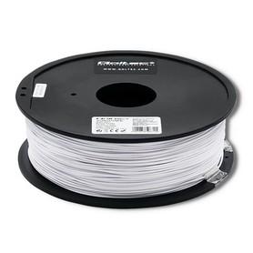 Qoltec Profesjonalny filament do druku 3D | ABS PRO | 1,75mm | 1 kg | Cold White