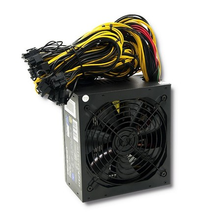Qoltec Zasilacz ATX 1000W   80 Plus Gold   Gaming Miner   ver.2 (1)