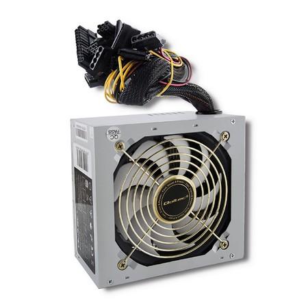 Qoltec Zasilacz ATX Wind 525W 80 Plus (1)