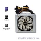 Qoltec Zasilacz ATX Wind 525W 80 Plus (2)