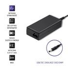 Qoltec Zasilacz do Acer 60W   19V   3.16A   5.5*2.1  +kabel zasilający (3)