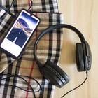 Qoltec Słuchawki bezprzewodowe z mikrofonem Super Bass DYNAMIC | BT | Czarne (6)