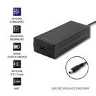 Qoltec Zasilacz desktopowy 120W   24V   5A   5.5*2.5   + kabel zasilajacy (3)