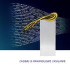 Qoltec Zasilacz PCI-E Smart 1600W   80 Plus Gold - Data mining (5)