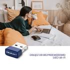 Qoltec Bezprzewodowy mini adapter WiFi Standard N | BT 4.0 USB (5)