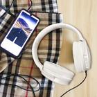 Qoltec Słuchawki bezprzewodowe z mikrofonem Super Bass DYNAMIC | BT | Białe perłowe (6)